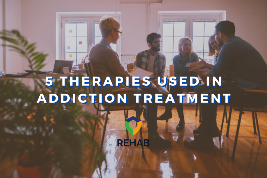 The Top 5 Therapies Used In Addiction Treatment