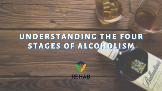 Understanding the Four Stages of Alcoholism