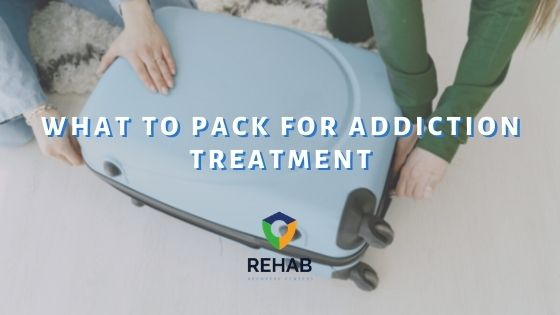 What to Pack for Addiction Treatment