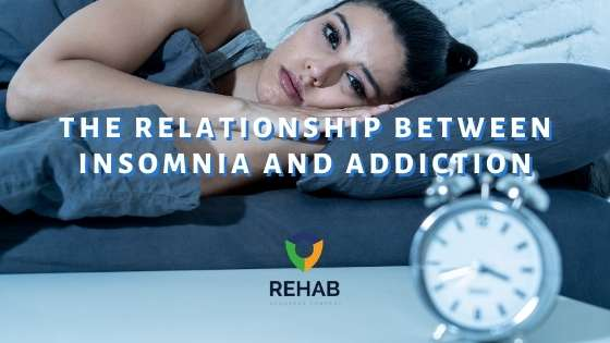 The Relationship Between Insomnia and Addiction